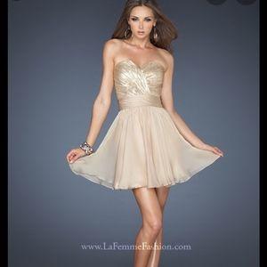La Femme 18162 Cocktail Dress